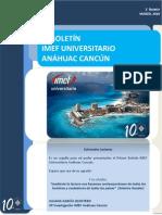Boletín Marzo - Cancún 2010
