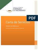 Carta de Servicios Pucv