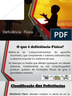 deficiencia fisica