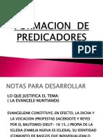 Formacion sacerdotal