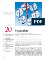 Giancoli Ch 20 Magnetism