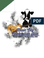 Music City Celebration Sale
