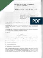 Decreto 05-10 Ruim