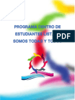Programa Lista C - Cee 2018 Cipol