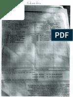 ejemplo de documento para carta testamentaria
