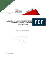 ANALISIS DE LOS PRINCIPIOS PROCESALES DEL  COIP EN CONCORDANCIA CON LA CONSTITUCIÒN.docx