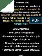 001 Los Rudimentos de Cristo, Misterios y SecretosPPT