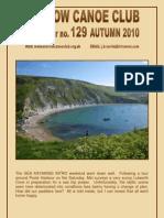 Newsletter 129 Autumn 2010 03