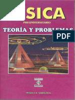 Fisica Preuniversitaria - Teoria y Problemas (Regulo A. Sabrera Alvarado)