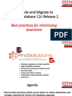 Gavin_Upgrade and Migrate to Oracle Database 12c Release 2