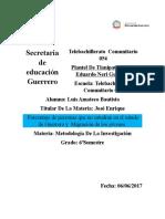 Porcentaje de Personas Que No Estudian en El Estado de Guerrero