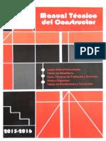 Manual Tecnico Del Constructor