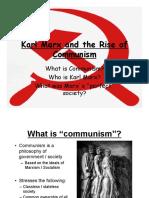Karl Marx Communism 101