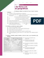 Elementos Geometricos Da Esfera Terrestre e Coordenadas Geograficas