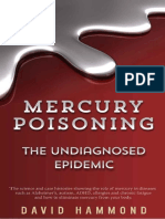 David Hammond-Mercury Poisoning_ the Undiagnosed Epidemic-CreateSpace Independent Publishing Platform (2014) (1)