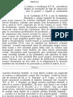 V. Costachel. P. P. Panaitescu, A, Cazacu - Viata Feudala in Molcova Si Tara Romaneasca