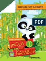 bambu 1 docente