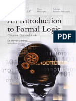 4215_An Introduction to Formal Logic