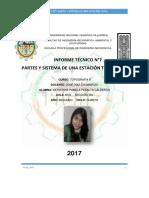 Estación Total-Informe Final