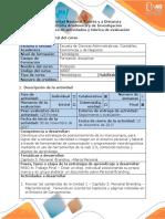 Guía de Actividades y Rúbrica de Evaluación - Paso 4 - Personal Branding. Marca Personal