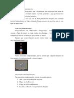 Introduction to Behaviors - Tradução