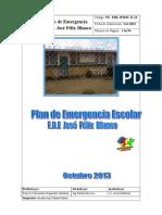 Plan de Emergencia Escolar