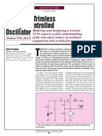 Maxim Trimless Vco Design