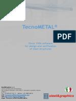 TecnoMETAL 2D Drawing