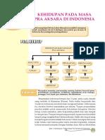 Ips Kls 7 Bab 2. Kehidupan Pada Masa Pra Aksara Di Indonesia
