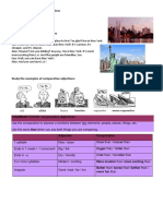 Comparatives and Superlatives Study Guide A2-1