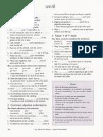 Work Key Words for Fluency
