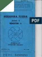 MEKANIKA FLUIDA PEDC