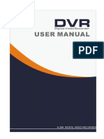Primus DVR Manual