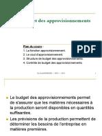 Le Budget Des Approvisionnements.edt