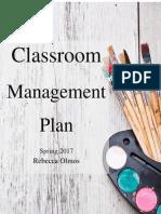 print management plan 2