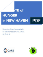 State of Hunger Report 10272017