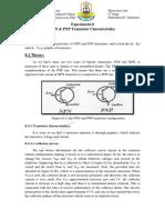 EXP8 NPN and PNPTransistor Characteristics
