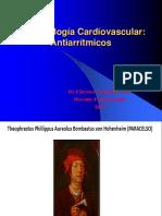 FARMACOLOGIA Digitalicos y Antiarritmicos