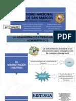La Administración Tributaria y Los Administrados-ppt