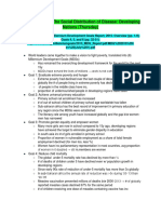 Prelim #3 Study Guide BSOC 3111