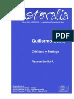 Guillermo Cook Plutarco Bonilla