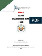 Modul Anatomi Agb Revisi 2017