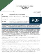 Ordinance (Second Reading) Amending City's Regulations Cannabis 12-05-17