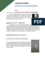 Texto Sobre o Folio
