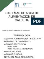 Sistema de Agua de alimenatción de Caldera.pdf