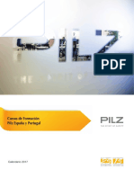Calendario Formaciones Pilz 2017