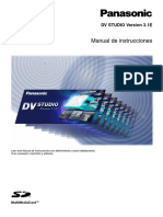 Manual Dv3