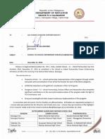 Regional Memorandum No. 428 s.2016