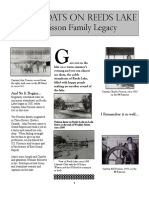 steamboats on reeds lake - poisson family brochure 2015