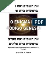 o Enigma Do Código Gênesis